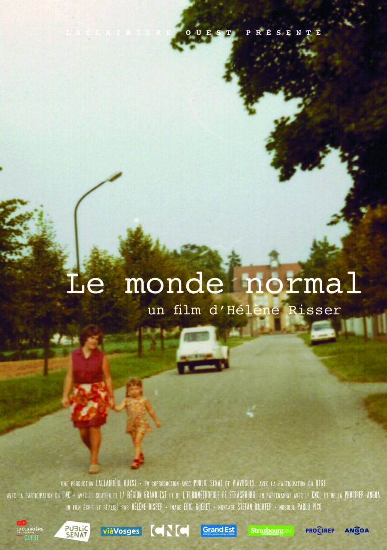 Affiche Le monde normal